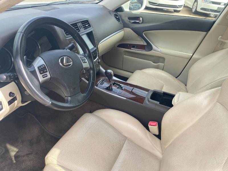 Lexus IS 250 2012 price $16,999 Cash