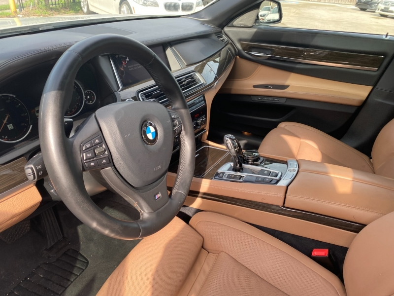 BMW 7 Series 2015 price $36,999 Cash