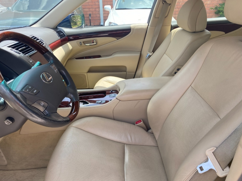 Lexus LS 460 2008 price $12,999 Cash