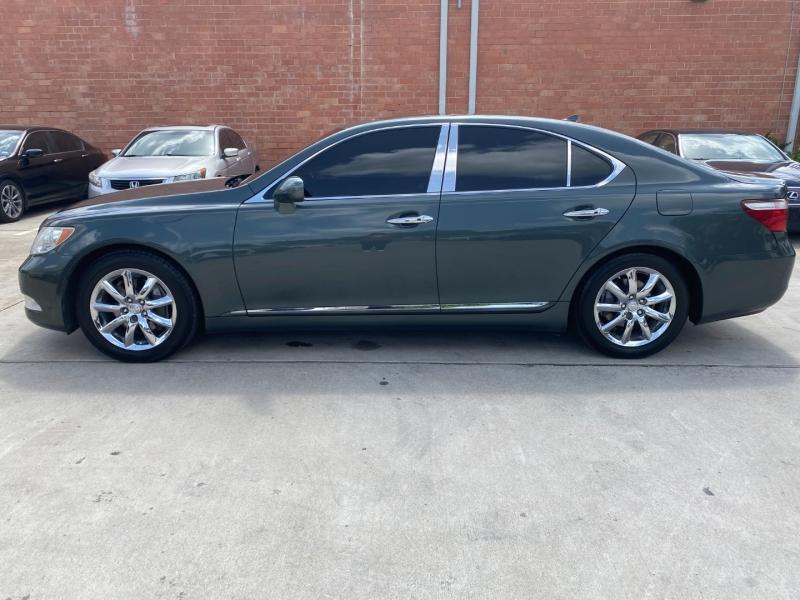 Lexus LS 460 2008 price $14,999 Cash