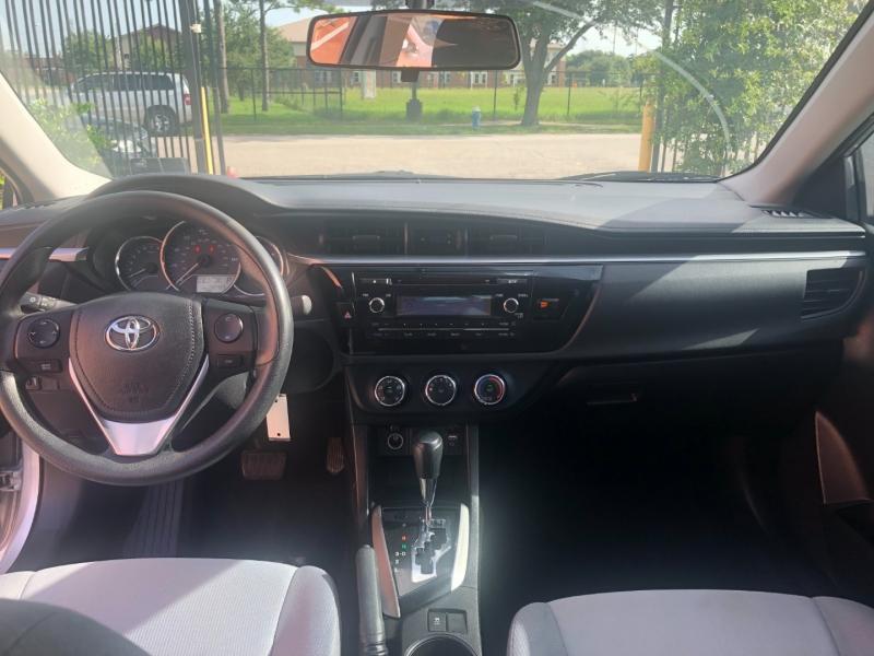 Toyota Corolla 2014 price $10,999 Cash