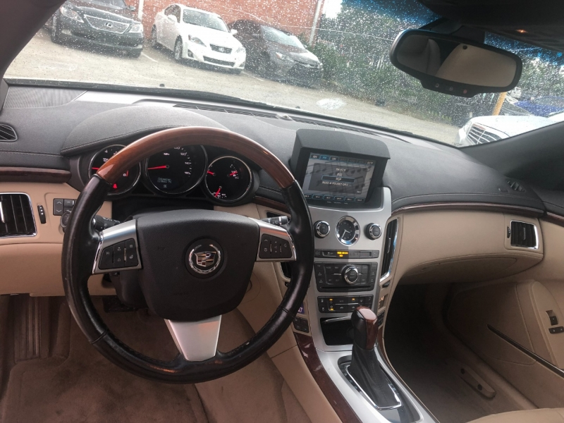Cadillac CTS Coupe 2013 price $16,999 Cash