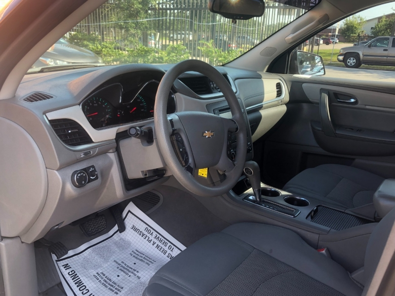 Chevrolet Traverse 2013 price $10,999 Cash
