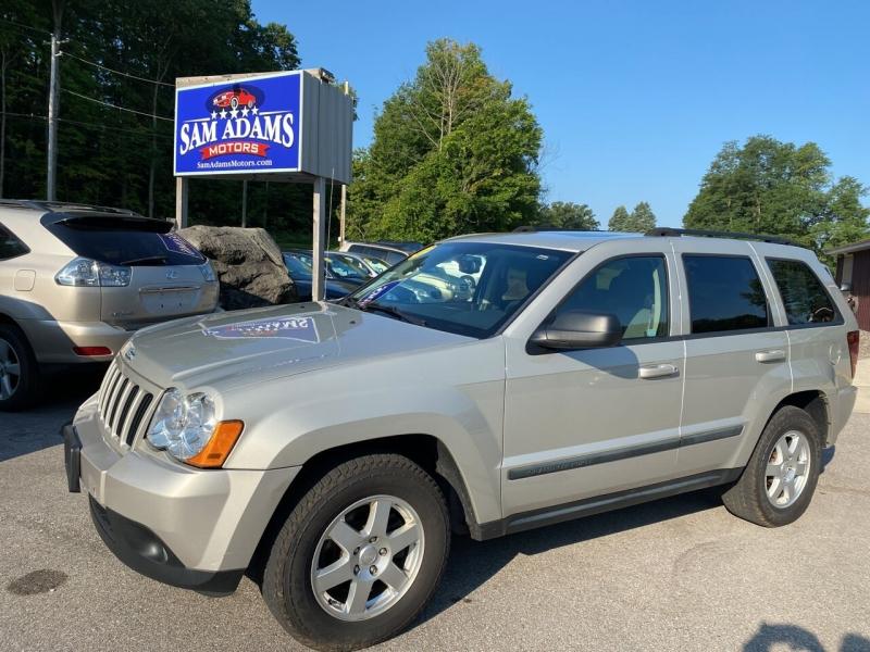 Jeep Grand Cherokee 2009 price $10,950