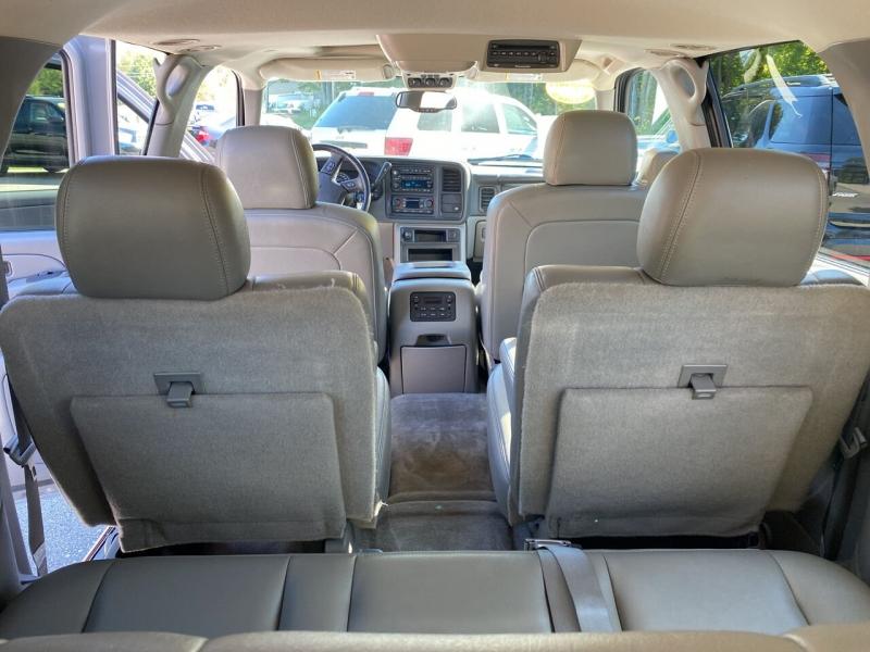 GMC Yukon XL 2005 price $9,750