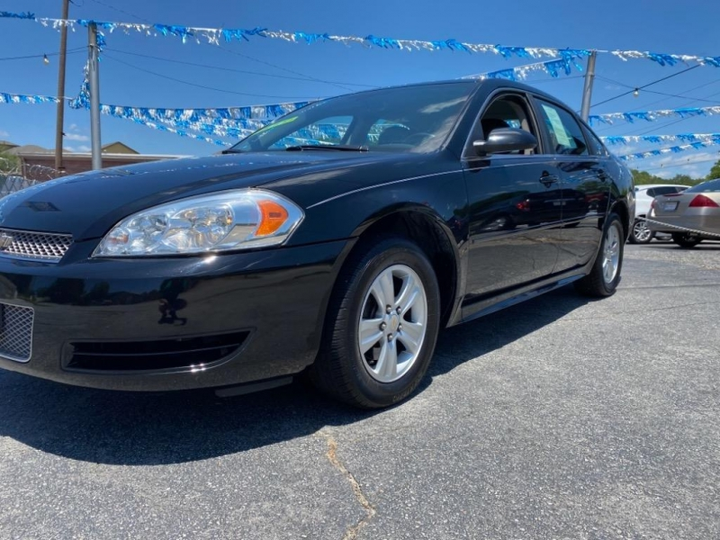 Chevrolet Impala Limited 2014 price $9,995