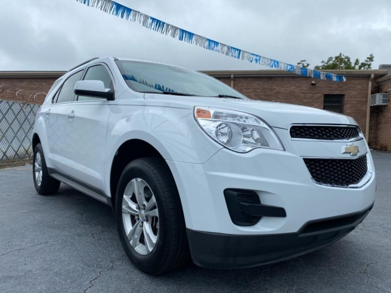 Chevrolet Equinox 2015 price $12,995