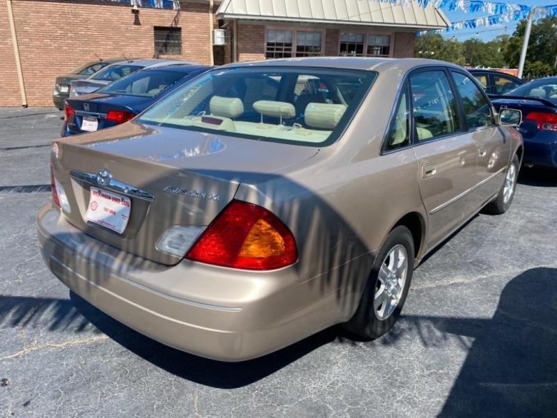 Toyota Avalon 2001 price $7,995
