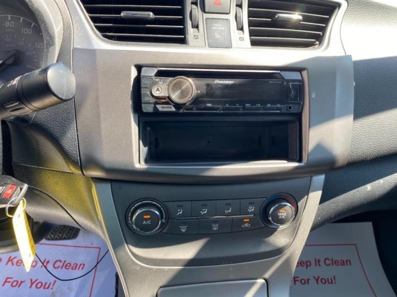 Nissan Sentra 2014 price $8,995