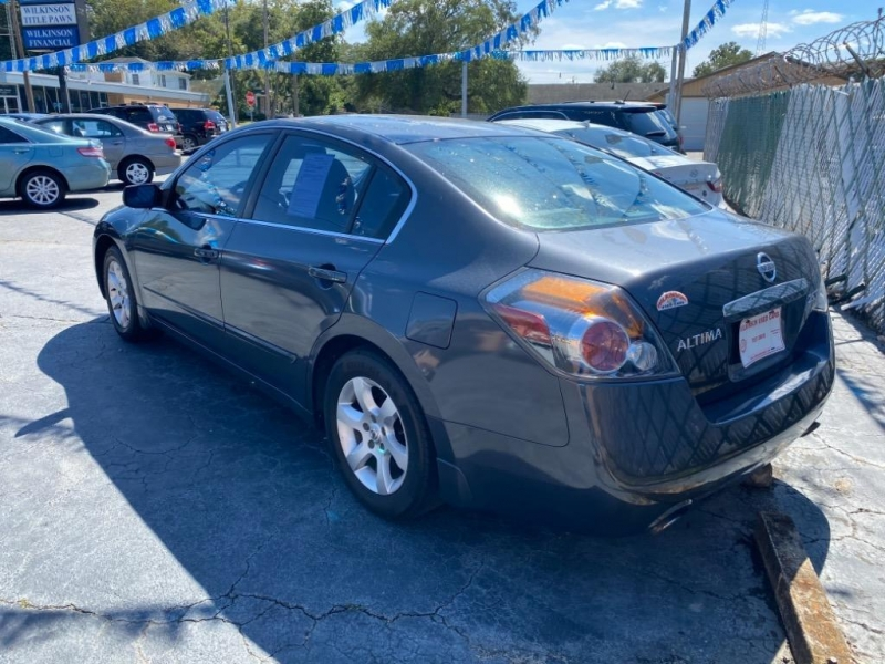 Nissan Altima 2009 price $6,495
