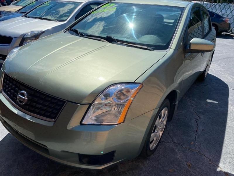 Nissan Sentra 2007 price $5,995