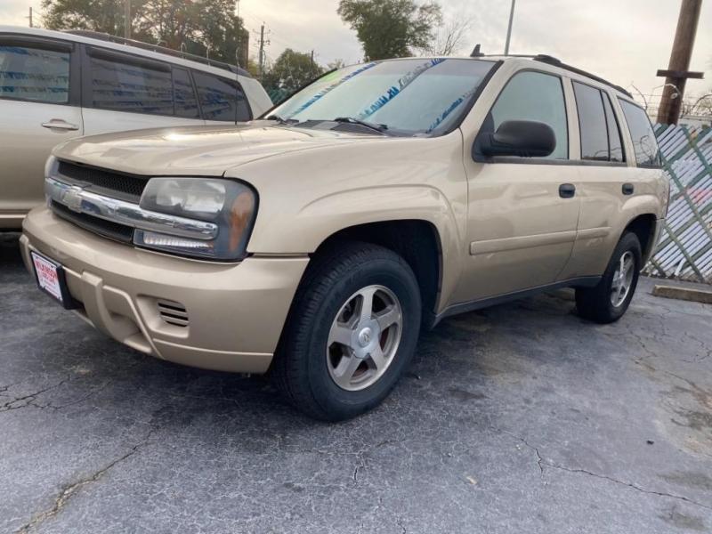 Chevrolet TrailBlazer 2006 price $6,995