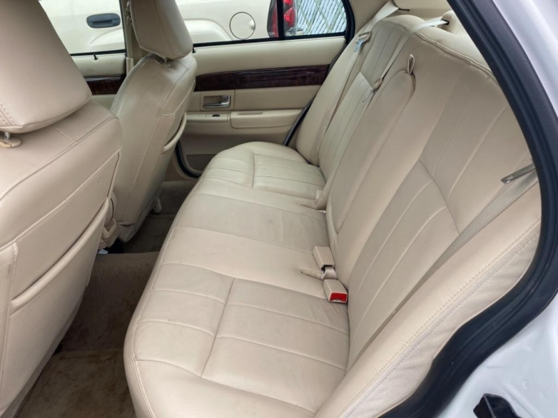 Mercury Grand Marquis 2008 price $7,995