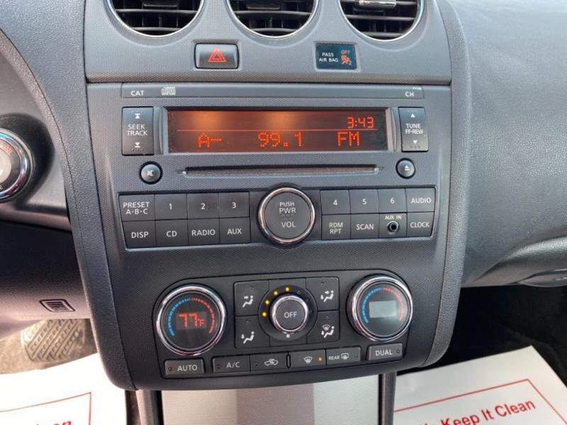 Nissan Altima 2008 price $7,495