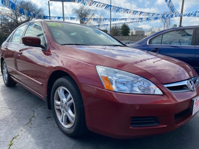 Honda Accord 2007 price $7,495