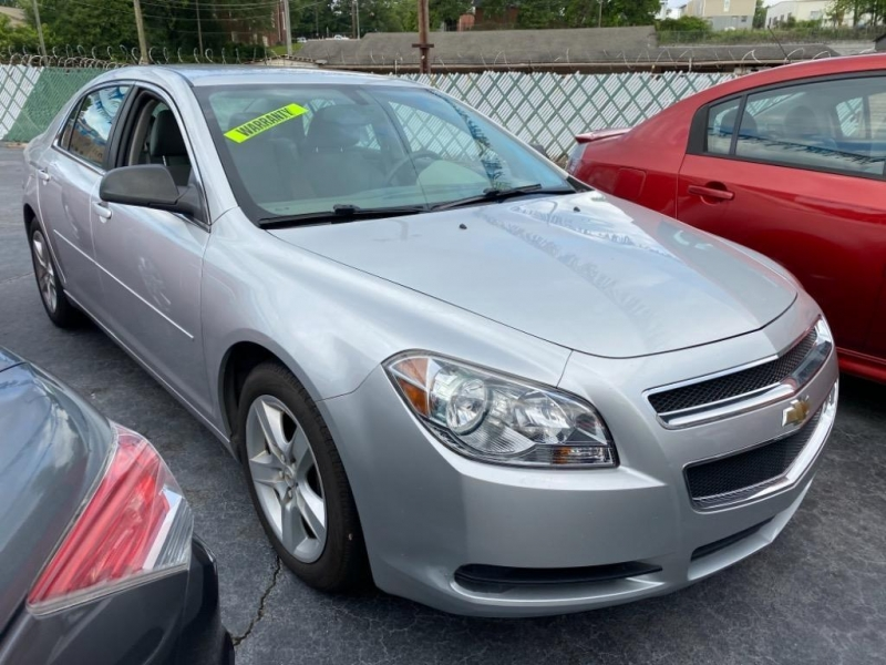 Chevrolet Malibu 2010 price $7,995