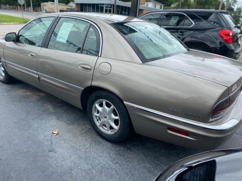 Buick Park Avenue 2002 price $6,495