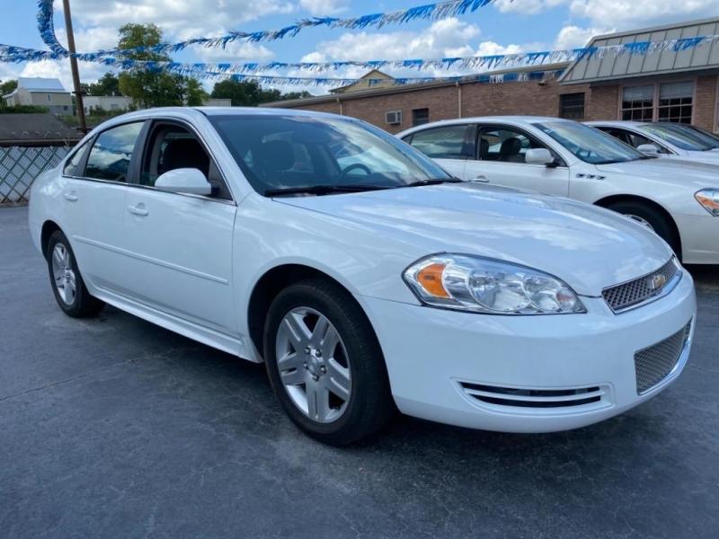 Chevrolet Impala 2013 price $9,995