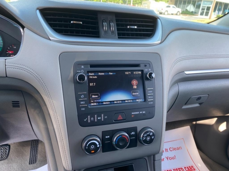 Chevrolet Traverse 2016 price $13,995