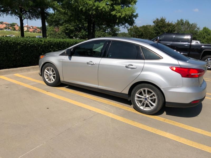 Ford Focus 2018 price $15,498
