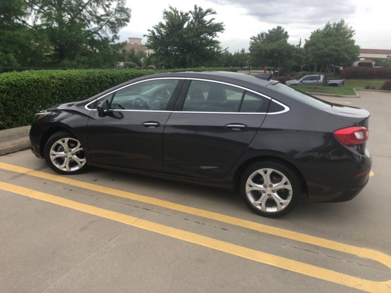 Chevrolet Cruze 2017 price $11,998
