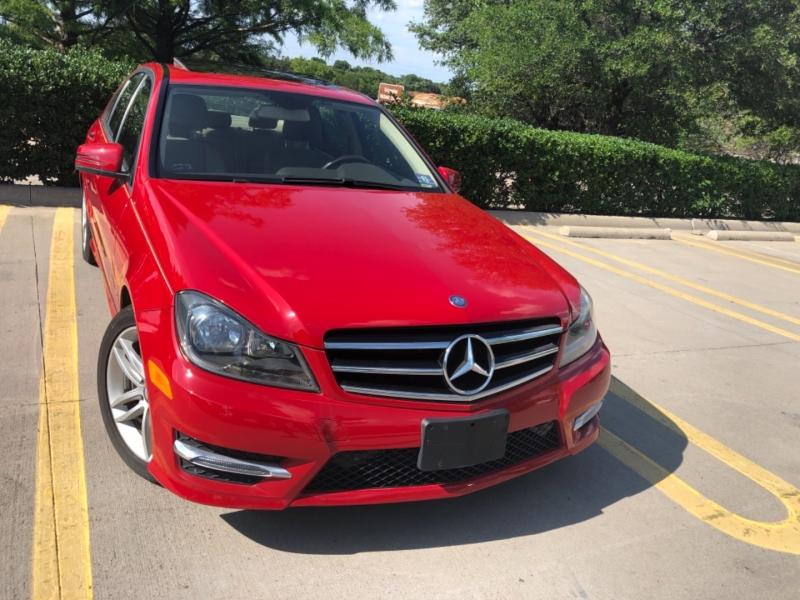 Mercedes-Benz C-Class 2014 price $13,500