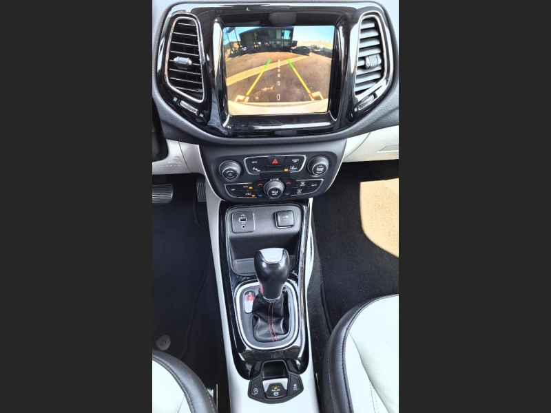 Jeep Compass 2018 price $21,750