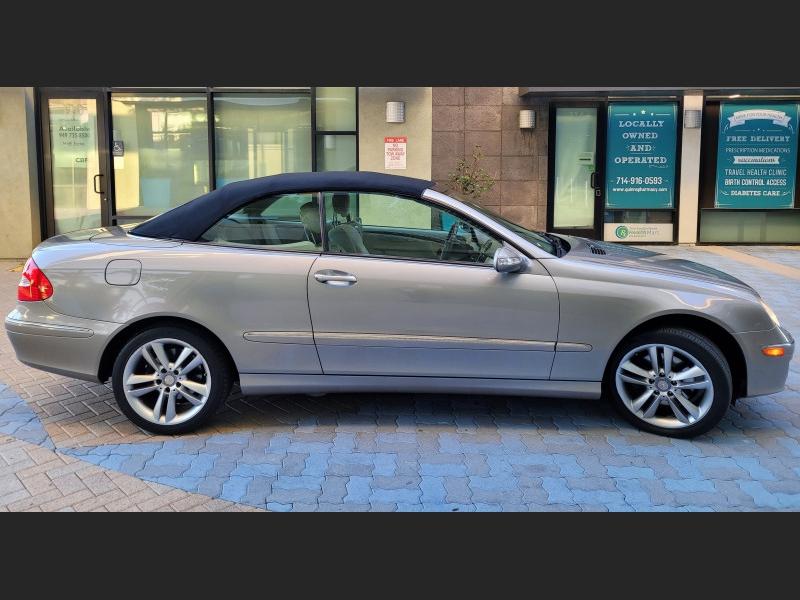 Mercedes-Benz CLK-Class 2008 price $14,300