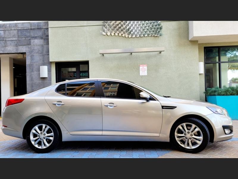 Kia Optima 2013 price $10,400