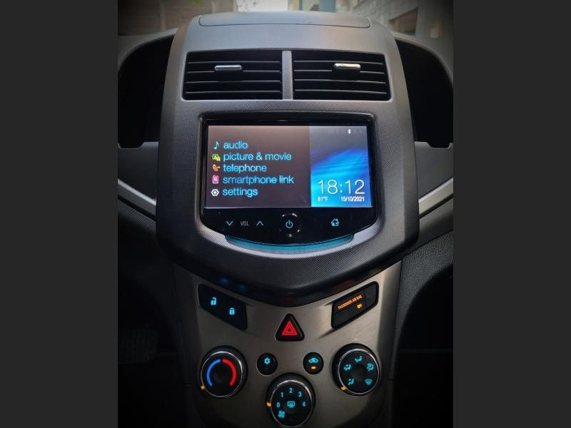 Chevrolet Sonic 2013 price $7,900