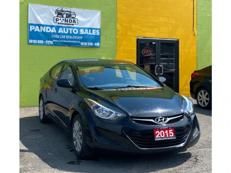 Hyundai Elantra 2015 price $7,450