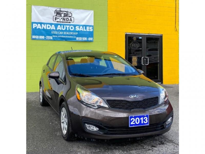Kia Rio 2013 price $8,995