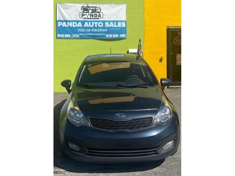 Kia Rio 2013 price $7,900