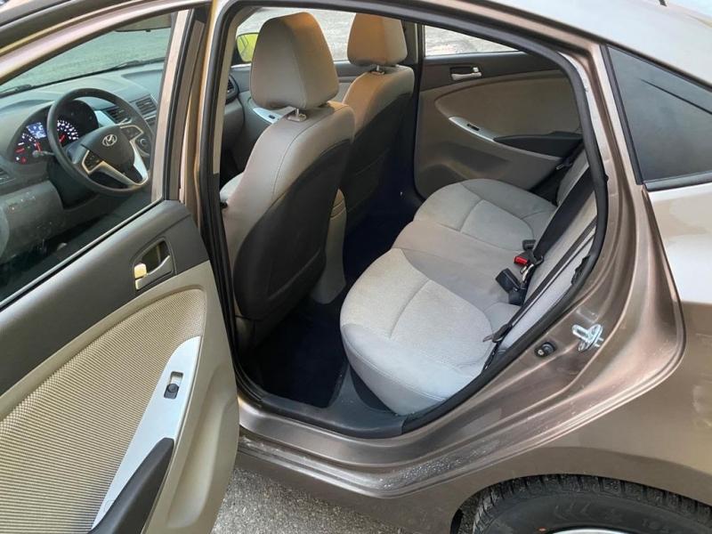 Hyundai Accent 2012 price $5,950
