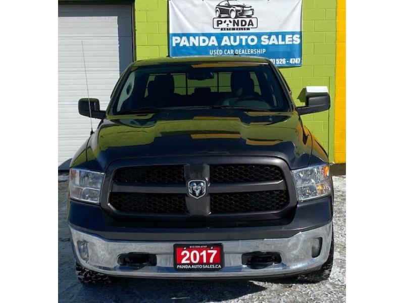 RAM 1500 2017 price $23,450