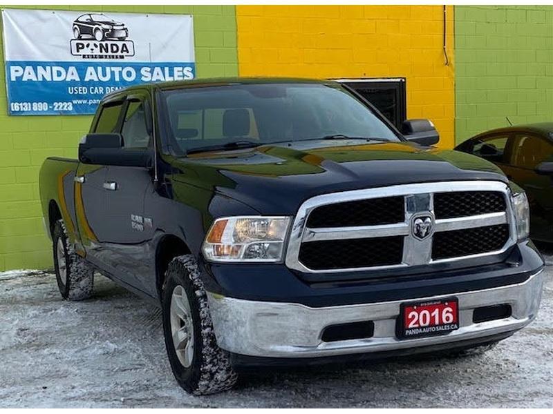 RAM 1500 2016 price $16,950
