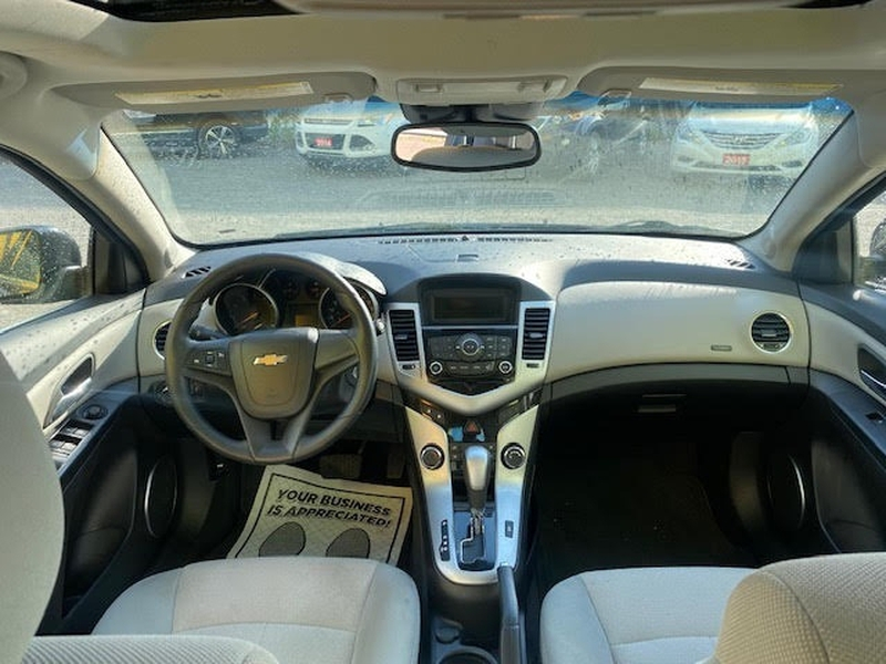 Chevrolet Cruze 2011 price $6,450