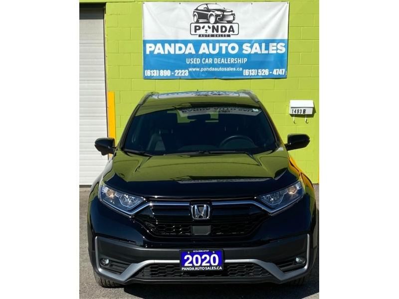 Honda CR-V 2020 price $0