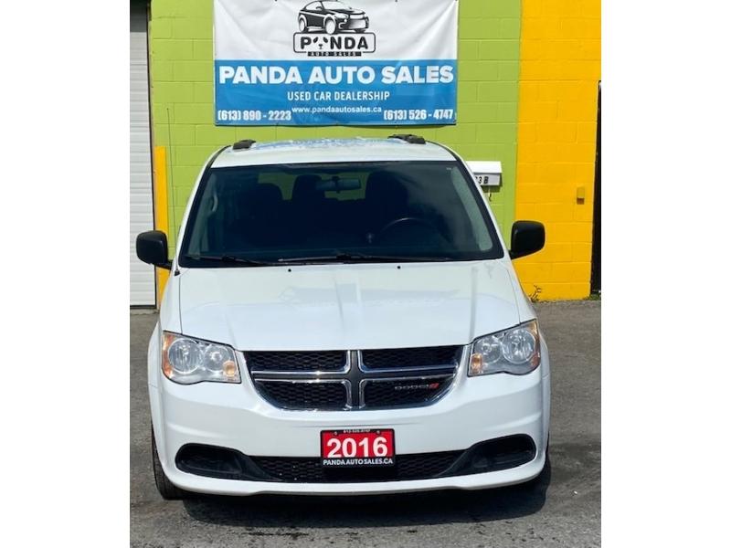 Dodge Grand Caravan 2016 price $13,450