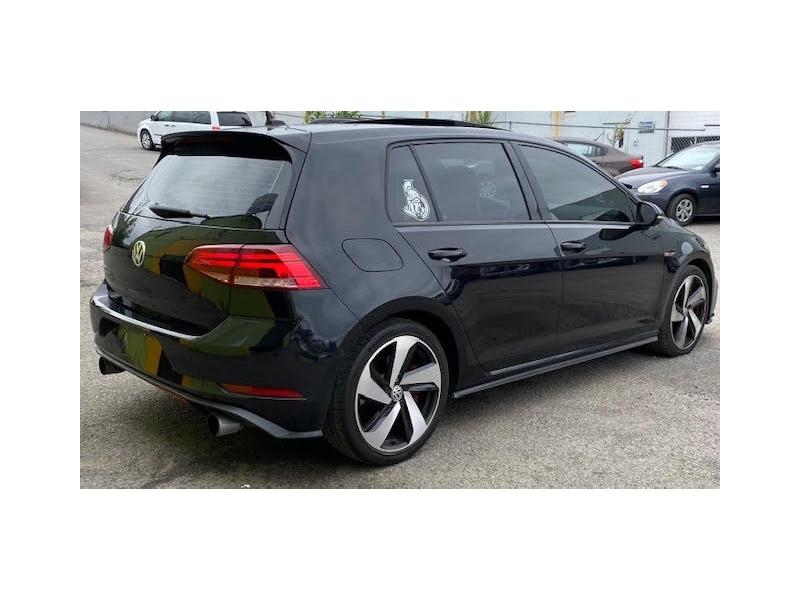 Volkswagen Golf GTI 2018 price $0