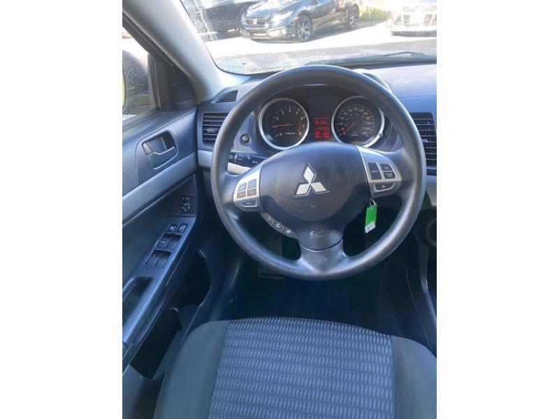 Mitsubishi Lancer 2013 price $7,450
