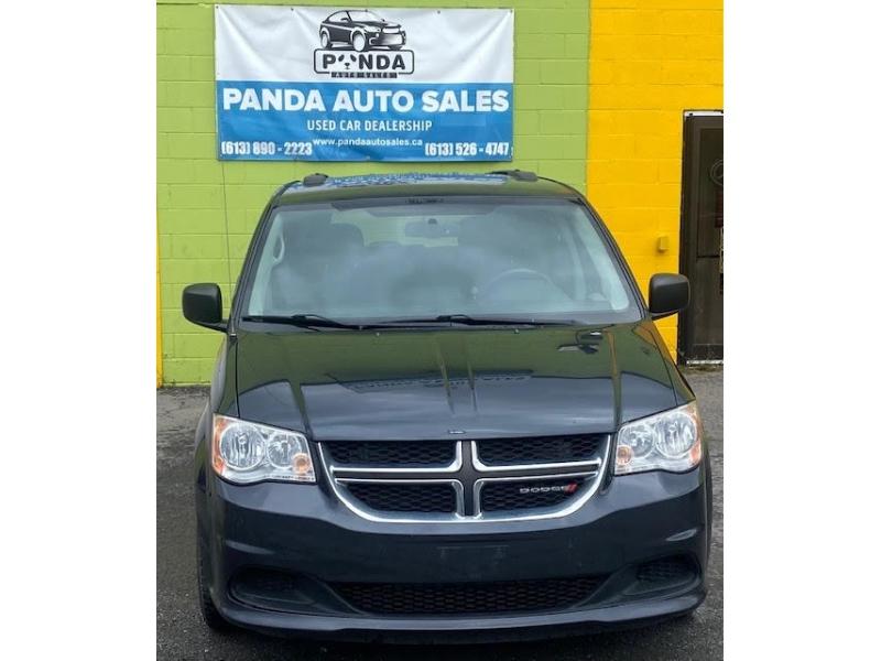 Dodge Grand Caravan 2013 price $0