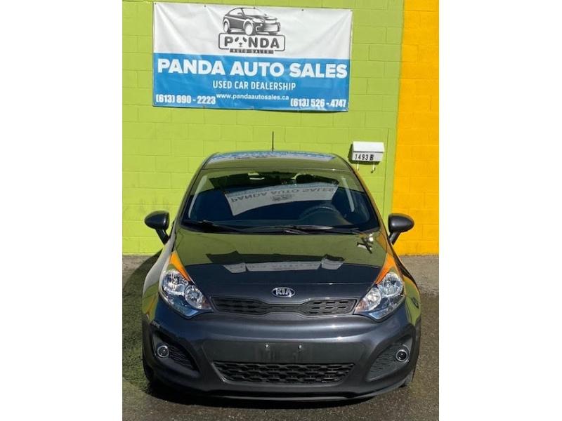 Kia Rio 2013 price $7,450