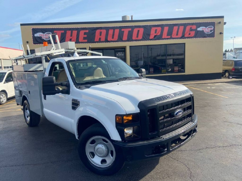 FORD F350 2008 price $9,495