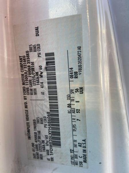 FORD ECONOLINE 2000 price $6,495