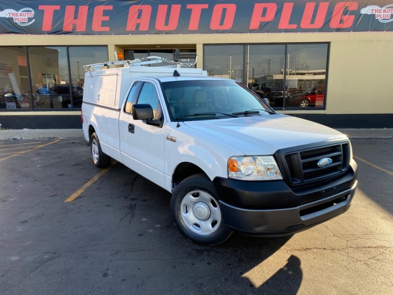 FORD F150 2008 price $6,295