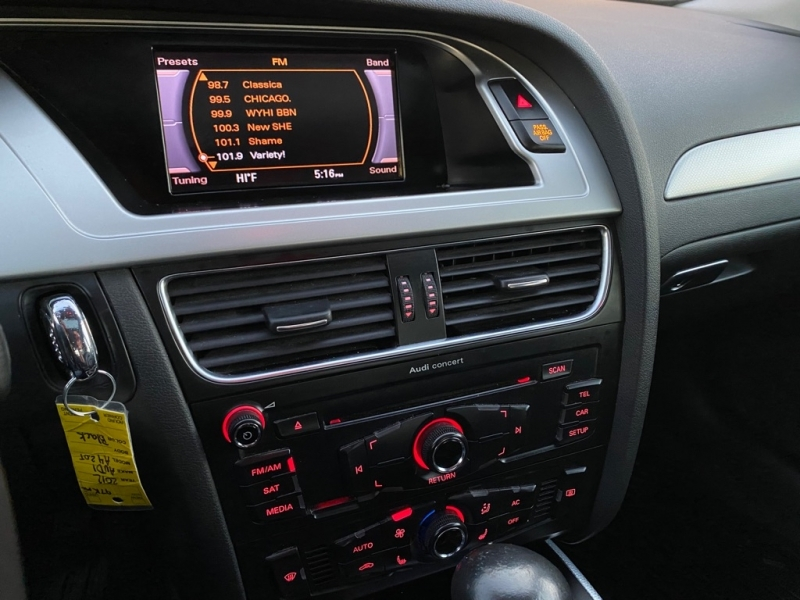 AUDI A4 2012 price $9,495