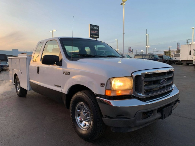 FORD F350 2002 price $2,995