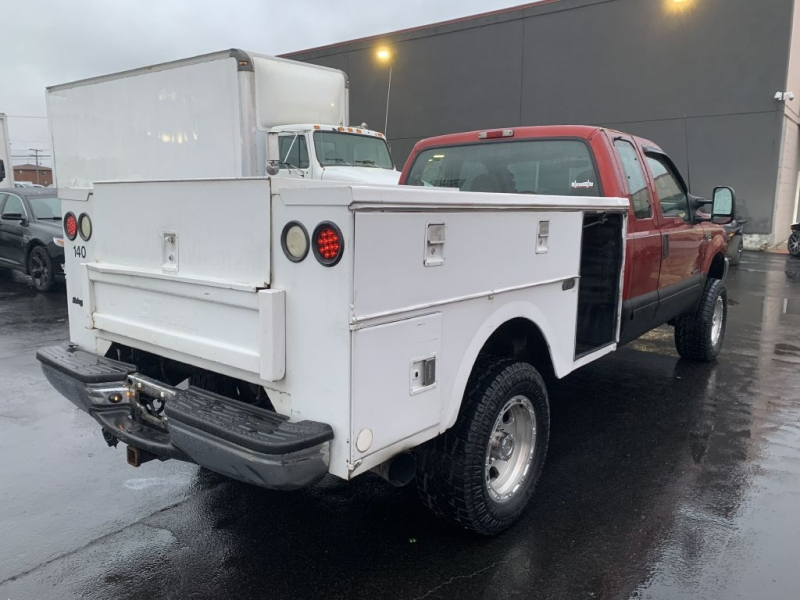 FORD F250 2001 price $6,500