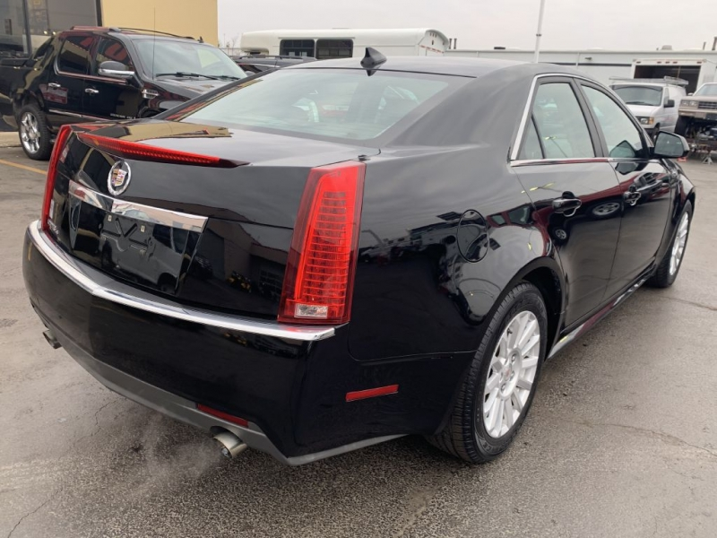 CADILLAC CTS 2010 price $7,500